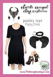 diy plus size costume dark angel by princess of plus size