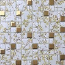 decorative tile wall murals