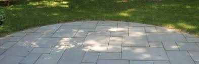 Square flagstone patio Small Estimating The Cost Of Patio Greenweaver Landscapes Llc Greenweaver Landscapes Llc