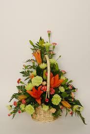 Basket Flower Decoration Flower Arrangement Pictures In Basket Bing Images Flower