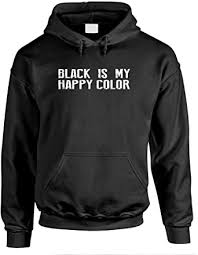 Black is My Happy Color - Emo Goth ska Fun - Mens ... - Amazon.com