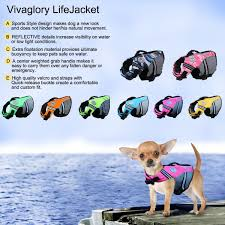 Vivaglory Size Chart Bright Green Vivaglory New Sports Style Ripstop Dog Life