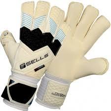 Sells Elite Total Contact Aqua Campione Goalkeepers Gloves