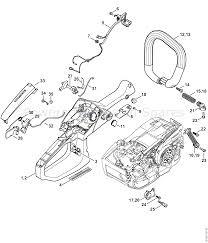Remarkable stihl ms 361 parts diagram pictures best image diagram