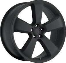Dodge Charger 2006-2010 20x10 5x115 18 - SRT8 Replica Wheel ...