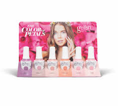 Gelish The Colour Of Petals Collection Gelish Gel Polish
