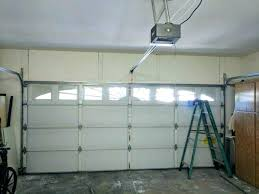 low clearance garage door opener installation medium size of low low clearance garage door opener installation