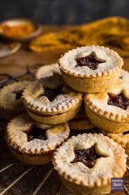 easy mince pie recipe properfoo