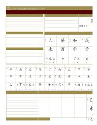 Bazi Profile Strength Chart Bazi Masteryacademy Com App Basic Bazi Pdf Document