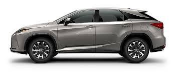 Venza Towing Capacity Chart 2020 Lexus Rx Luxury Crossover Specifications Lexus Com