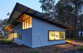 tin siding on houses 9 examples where corrugated steel has been used as siding corrugated metal