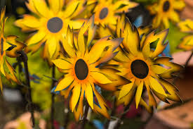 Metal Flowers Garden Art The Best Flowers Ideas Photo Details - From these  gallerie we want
