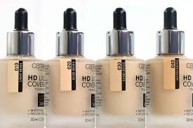 this foundation available in 4 shades