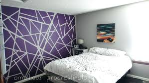 paint designs on walls easy wall painting ideas tape artwork with crazy kids room furniture cool wavy painted stripes on wall