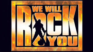 Image result for we will rock you