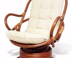 round rocking chair cushions 001