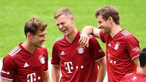 Servus, julian nagelsmann 👋 #miasanmia #fcbayern #packmas #nagelsmann. Fussball Fc Bayern Verlangert Offenbar Vertrag Mit Kimmich Bis 2026 Sport Sz De