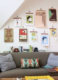 Inspire: Hanging Art Without A Frame