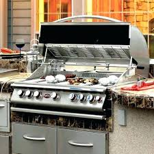 countertop gas grill outdoor outdoor paradise home ideas centre countertop gas grill best gas cooktop grill