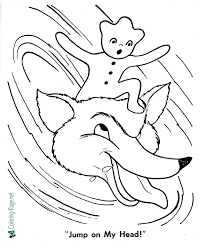 You might also be interested in coloring pages from red fox. Gingerbread Man Coloring Pages