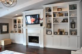 large size of built in cabinets diy built in shelves decorating ideas fireplace with bookshelves on