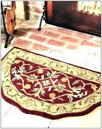 fiberglass hearth rug fiberglass rugs for fireplace good amazing fireproof hearth rug coffee brown wool f