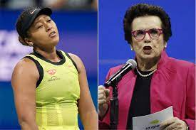 Billie Jean King among tennis voices ...