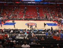 Lca Pistons Seating Chart Little Caesars Arena Section 122 Seat Views Seatgeek