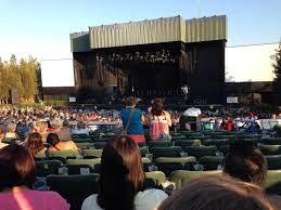 Toyota Amphitheater Detailed Seating Chart Toyota Amphitheatre Section 204 Rateyourseats Com
