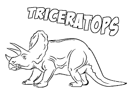 Small Picture Triceratops Coloring Pages GetColoringPagescom