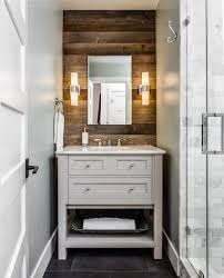 small bathroom ideas with cute shower room and white rustic wall cabinet