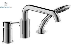 <b>Смеситель для ванны Bravat</b> Angel F5172217CP-1-RUS, цена ...