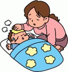 Image result for penanganan demam pada anak
