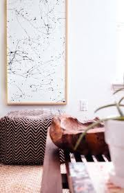 art ideas for large blank walls apartment therapy blank wall ideas
