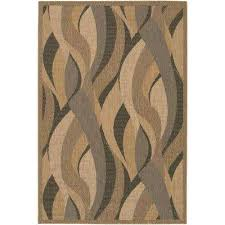 recife seagrass natural black 8 ft 6 in x 13 ft indoor