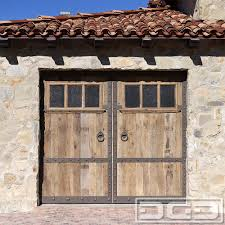 photo of dynamic garage door santa ana ca united states reclaimed wood
