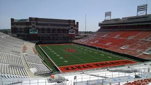 T Boone Pickens Stadium Seating Chart Boone Pickens Stadium Section 323 Rateyourseats Com
