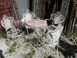 white wrought iron garden furniture. Antique Wrought Iron Patio Furniture Value B79d On Excellent Interior Designing Home Ideas With White Garden