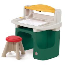 step2 art master activity desk stool