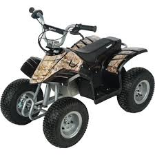 Razor Kids Dirt Quad Camo 4 Wheeler Academy