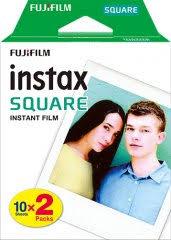 Купить картридж для <b>фотоаппаратов Fujifilm Instax Square</b> 10x2 ...