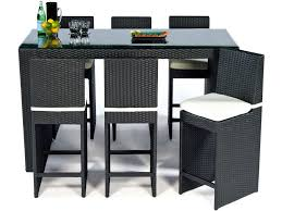 Margarita Outdoor Wicker Bar Table By Christopher Knight Home Outdoor Wicker Bar Furniture