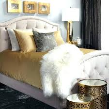 Pink White And Gold Bedroom White And Gold Room Ideas Classy White ...