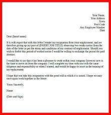 quitting job letter letter for quitting a job apa example