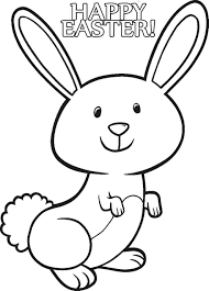 Baby looney tunes bugs bunny and daffy coloring pages. Baby Bunny For Kids Coloring Pages For Kids And For Adults Coloring Home
