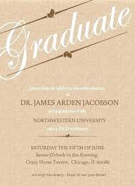 Formal Graduation Announcements Sample Graduation Invitation Packed With Wording College Middle