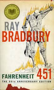 fahrenheit 451 by ray bradbury 1953 is considered a clic science fiction novel it s the story of a mixed up world where a fireman is someone who