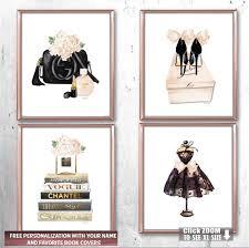 fashion wall art set neutral colors