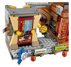LEGO reveals 70620 Ninjago City, the massive modular Ninjago Movie set! -  Jay's Brick Blog