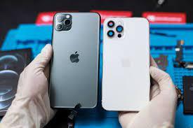 So nội thất iPhone 12 Pro và 11 Pro Max - VnExpress Số hóa